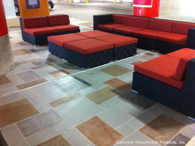 Decorative Concrete in Your Commercial Setting